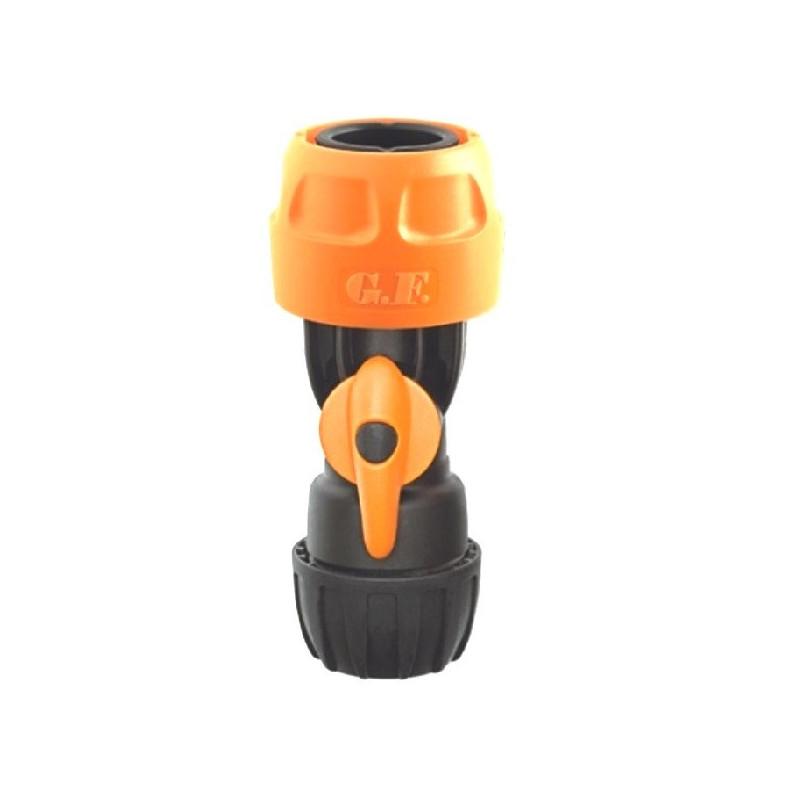 """Tömlőcsatlakozó csappal 3/4"""" (19mm)"""