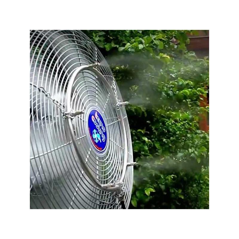Tecnocooling Premium 8 Ventilátoros Párásító, Kültéri Klíma Rendszer
