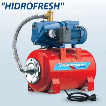 Hydrofresh Házi Vízmű JSWm 2AX-24CL