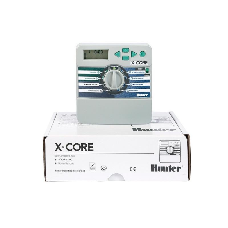 X-Core 6 Körös Öntözésvezérlő (Beltéri)