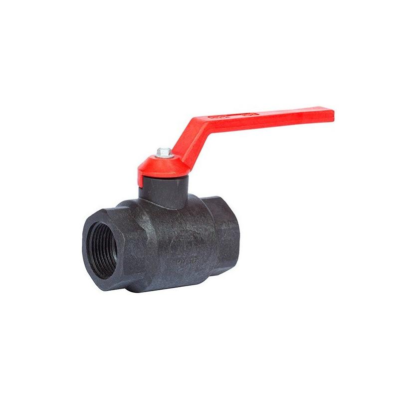 Műanyag Fémgolyós Csap 6/4x6/4 Col BM-BM