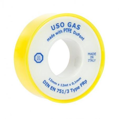 Teflonszalag Vastag 12m (Gas)