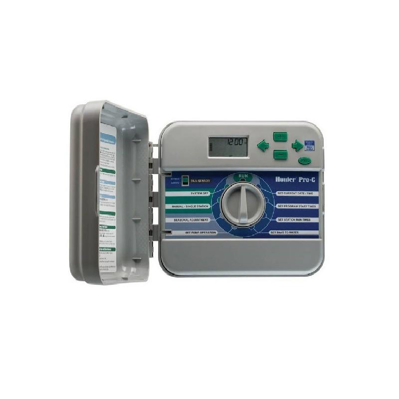Pro-C 4 Körös Vezérlő Automatika (kültéri)
