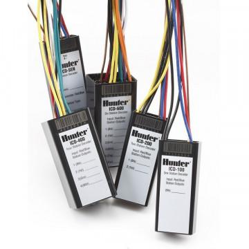 ICD-100 dekóder ACC dekóderes automatikához