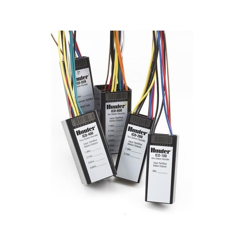 ICD-400 dekóder ACC dekóderes automatikához