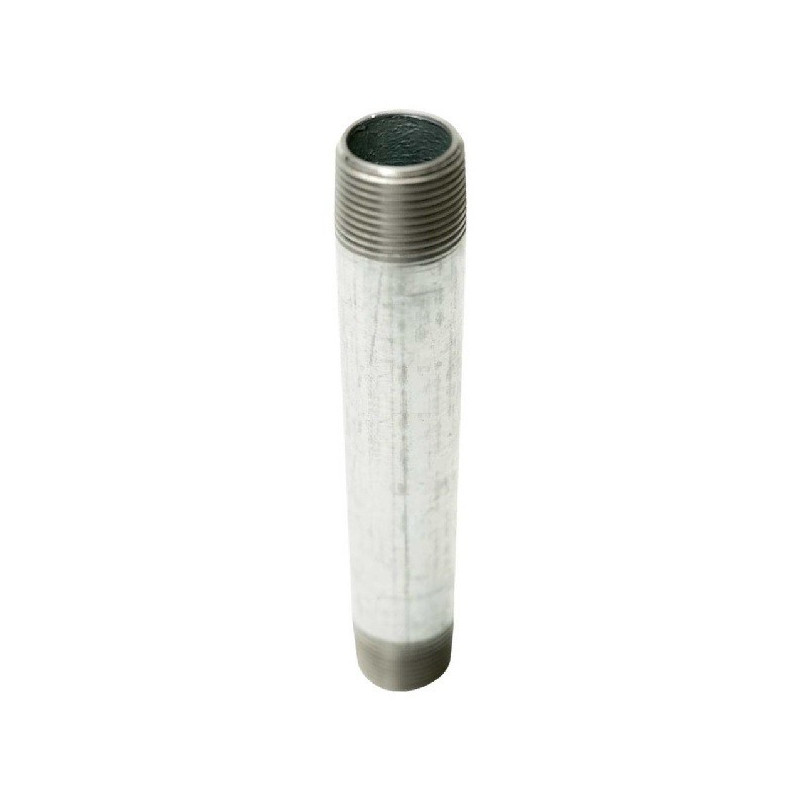 """Horganyzott fém cső 3/4""""KK / 50cm"""