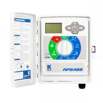 K-Rain RPS-469 6 Zónás Kültéri Öntözésvezérlő Automatika