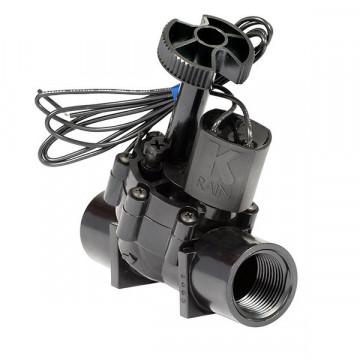 """Mágnesszelep K-Rain Pro100 1""""BB Átfolyásszabályozóval"""