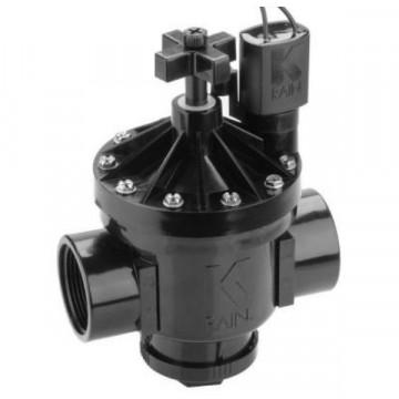 """Mágnesszelep K-Rain Pro150 6/4""""BB Átfolyásszabályozós"""