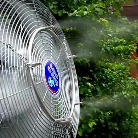 Tecnocooling EvolutionTime 10 Ventilátoros Párásító, Kültéri Klíma Rendszer