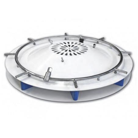 Mennyezeti Párásító Ventilátor, 8 Párahűtő Ventilátoros Rendszer