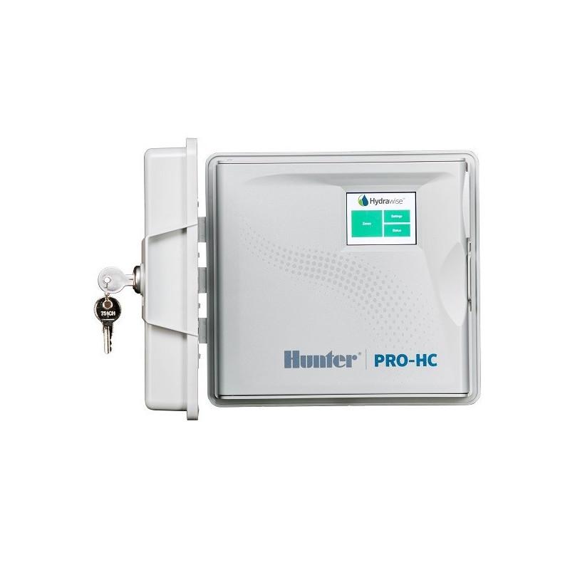 Hunter PRO-HC 6 Zónás Kültéri WIFI Öntözésvezérlő, Okosvezérlő