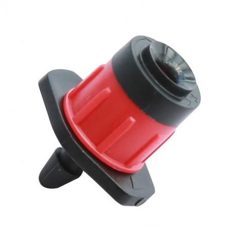 Bubbler Csepegtetőgomba,  Bokoröntöző 0-80 l/h,  4mm