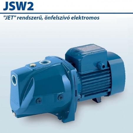 JSWm 2BX Egyfázisos Önfelszívó Szivattyú / Pedrollo