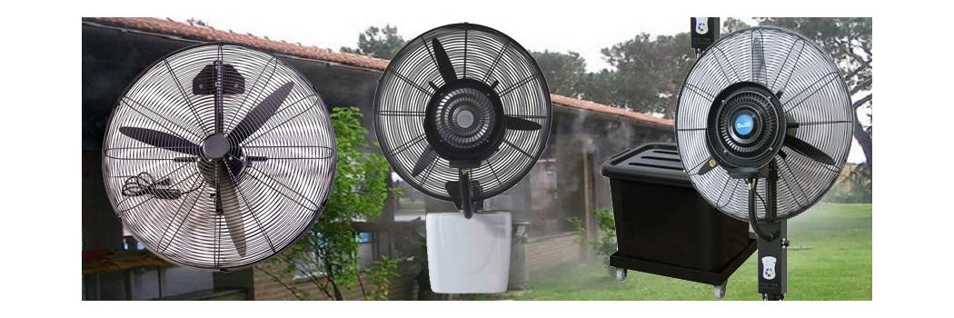 Teraszhűtő, párásító ventilátor