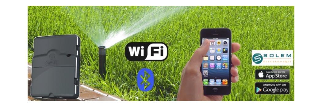 Solem WI-FI és Bluetooth Öntözésvezérlő