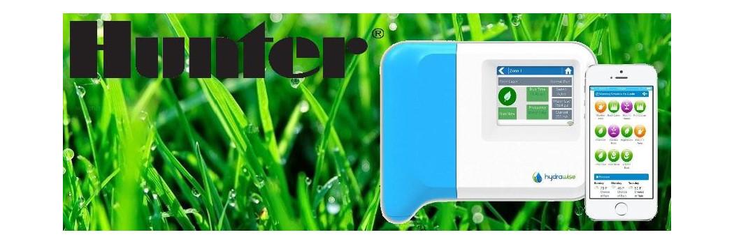 Hunter Hydrawise 6, 12 körös, zónás beltéri Wi-fi-s okos öntözésvezérlő automatika