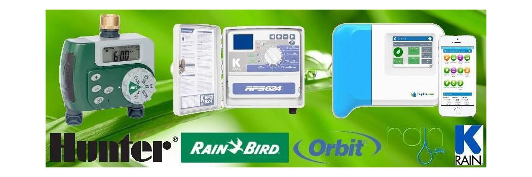 Hunter, Rain-Bird, Orbit, K-Rain, Rain Öntözésvezérlő Automatika