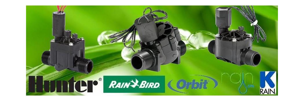 Hunter, Rain-Bird, K-Rain, Rain Elektromos Mágnes Szelep és Szolenoid
