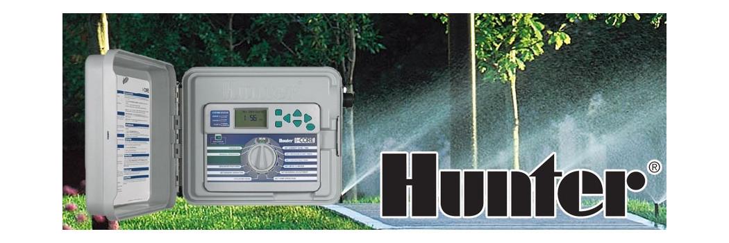Hunter I-Core öntözésvezérlő automatika
